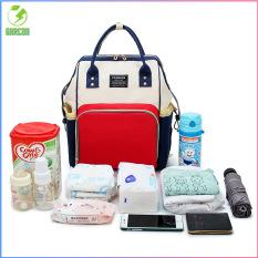 Balo / Túi bỉm sữa cho mẹ bé có ngăn giữ nhiệt sữa thời trang đa năng tiện lợi – Garcon