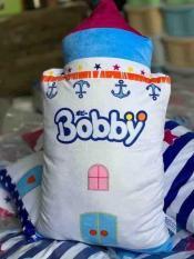 Gối Ôm Hình Lâu Đài Hàng Khuyến Mãi Bobby