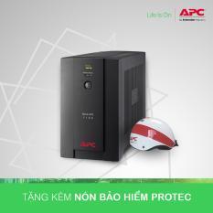 [Khuyến Mãi] – Bộ lưu điện: Back-UPS 1100VA, 230V, AVR, Universal and IEC Sockets – BX1100LI-MS