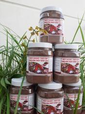 Hộp 500gram Bột cacao Đăk Lăk nguyên chất 100%