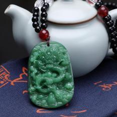 Dây chuyền Ngọc rồng mang lại may mắn – sức khỏe – tiền lộc