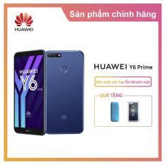 Điện Thoại Huawei Y6 Prime (2018)-Tặng Sạc dự phòng + Ốp-Chính Hãng- Bảo Hành 1 năm