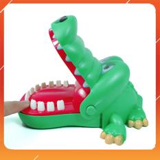 Đồ Chơi Noel – Khám Răng Cá Sấu – Đồ Chơi Trẻ Em Toy Mart