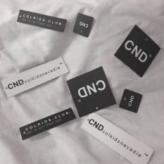 Full bộ 3 tag kiểu mẫu Cnd + giấy thơm