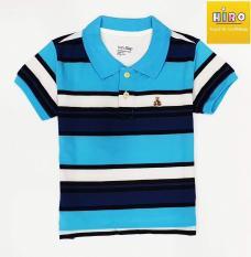 Áo bé trai xuất khẩu 10 – 45 kg, áo polo bé trai Baby Gap, áo thun có cổ cho bé, áo bé trai size đại, áo thun bé trai (nhiều màu)