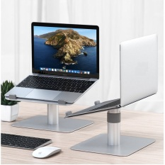 Đế nâng tản nhiệt Laptop Stand nhôm nguyên khối điều chỉnh độ cao góc nghiêng LS-1 XYZ004