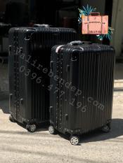 Vali du lịch khung nhôm khóa sập hạng sang đẳng cấp THƯƠNG GIA SIZE 24 (5 màu)