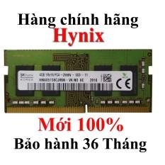 Ram Laptop Hynix DDR4 (PC4) 4GB Bus 2666 mới 100% Bảo hành 36 Tháng
