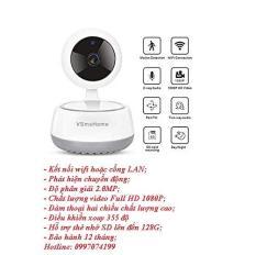 Camera IP VSmaHome 992WP 2.0MP Full HD 1080P (Bảo hành 12 tháng)