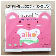 Aiko – 30 Miếng lót phân su sơ sinh cao cấp