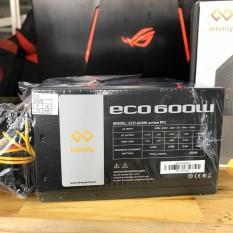Nguồn Infinity ECO 600W 80Plus Single Rail – True Power
