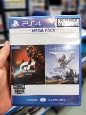 Đĩa game Mega Pack 3 ( Gran Turismo + Horizon Zero Dawn Complete ) PS4