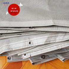 – Lưới chống nắng Nhật Bản đa công dụng và siêu bền. Có khoen sắt đóng sẵn khổ 1m8 màu xám