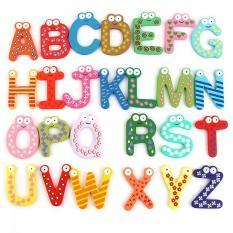 Bộ 26 chữ cái nam châm cho bé