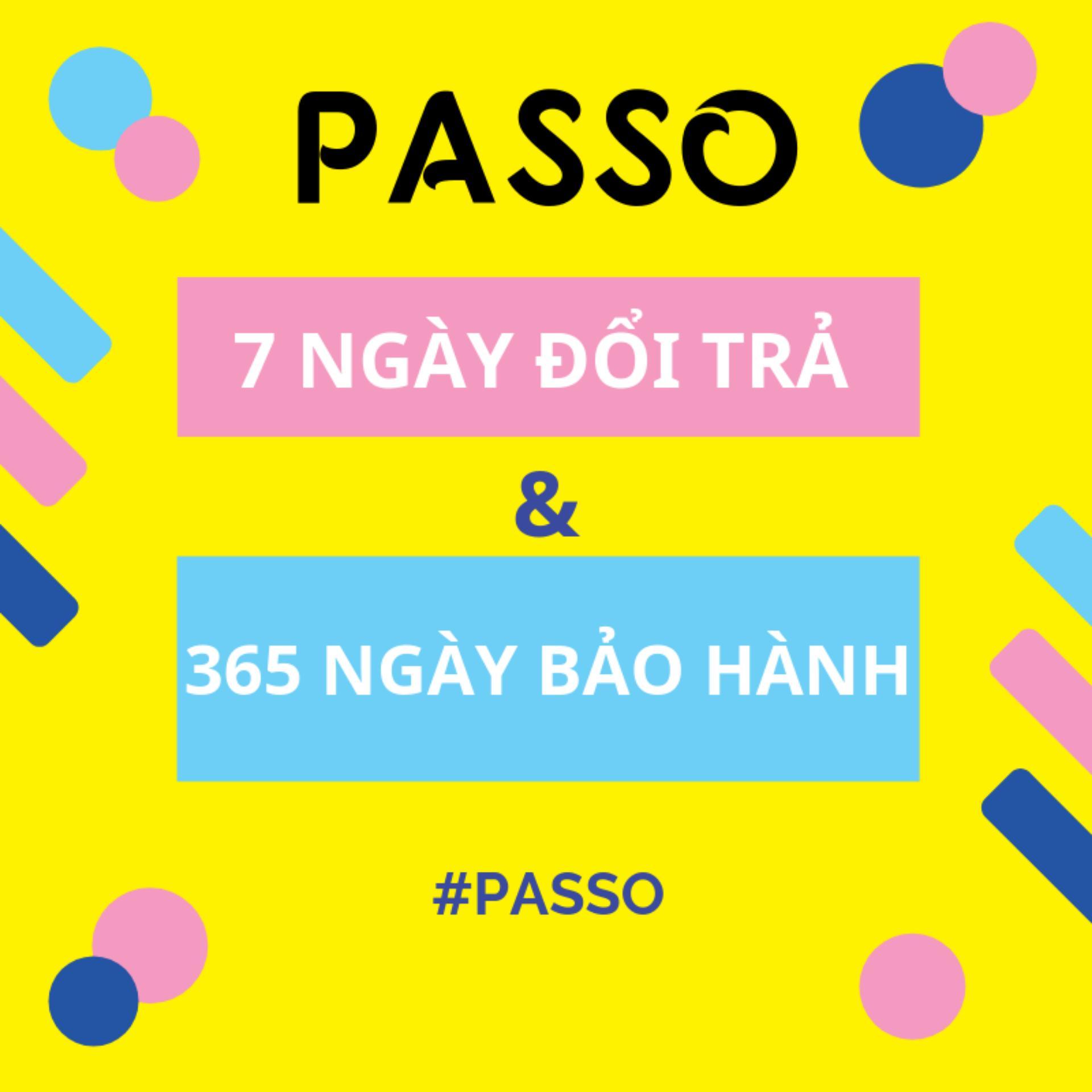 af9a1b9894 Giày Boot Da Nam PASSO G121