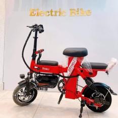 Xe Đạp Điện Gấp Gọn ADIMAN A2. Xe Điện Mini (Pin Lithium 48v-20A)
