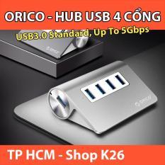 Hub USB 4 Cổng USB3.0 ORICO