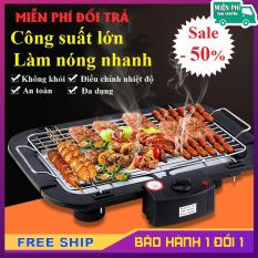 [TẶNG VOUCHER 8% TỐI ĐA 500K TRÊN MỌI ĐƠN HÀNG] bếp nướng điện không khói, bếp nướng điện đa năng, bếp nướng điện BẢO HÀNH 6 THÁNG