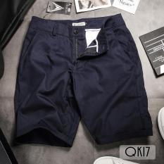 Quần short nam kaki mềm mịn Vicero 6 màu trẻ trung phong cách hàn quốc, chất kaki không xù, không nhão, phong cách trẻ trung năng động