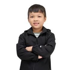 Áo khoác gió trẻ em 2 lớp chống nước có mũ thương hiệu YODY – AKK4001