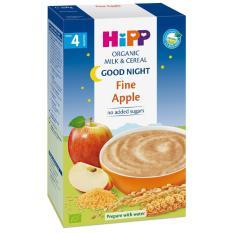 Bột sữa chúc ngủ ngon táo tây HiPP 250g