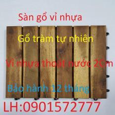 Sàn gỗ vỉ nhựa HL-246