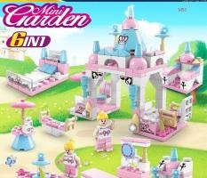 Đồ Chơi lego cho Bé Gái khu vườn cổ tích, công viên tuổi thơ, thành phố vui nhộn ANHTHU688. Shop giao bộ ngẫu nhiên, chát với shop để chọn bộ.