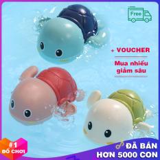 Đồ chơi bồn tắm Rùa con biết bơi Đồ chơi nhà tắm đồ chơi lên dây cót đồ chơi cho bé XP-ĐC021