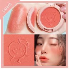 Phấn má SANIYE tông màu hồng có thành phần khoáng chất tự nhiên dành cho trang điểm E0150 – INTL