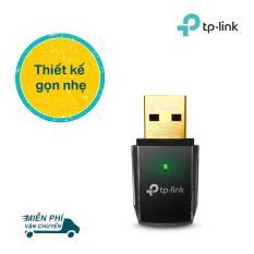 TP-Link USB kết nối Wi-Fi Băng tần kép Chuẩn AC 600Mbps -Archer T2U-Hãng phân phối chính thức