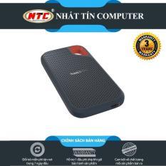 Ổ cứng di động SSD Sandisk Extreme Portable E60 USB 3.1 2TB 550MB/s (Đen) – Nhất Tín Computer