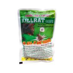 Diệt chuột Killrat thế hệ mới 0.005% 50gr, bẫy chuột