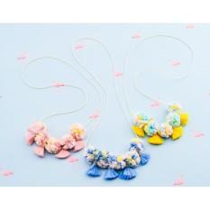 Vòng dây đeo cổ tua rua xinh chất ngất KTB013 pinkxinhdecor