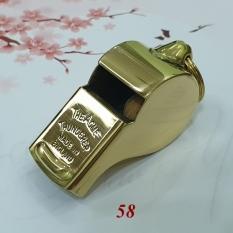 Còi Đồng Acme Thunderer Whistled (Polished Brass)