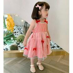 Váy đầm công chúa cao cấp sang chảnh cho bé từ 8-20kg