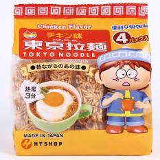Mỳ Ăn Liền Tokyo Noodle Vị Trứng Gà Nhật Bản Cho Bé Từ 1 Tuổi