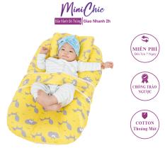 Đệm ngủ thông minh cho bé, đệm ngủ chống trào ngược, nệm ngủ cho bé CareKids