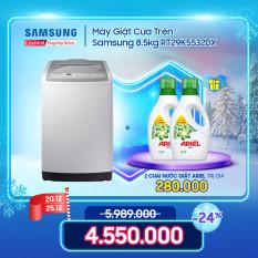 Máy giặt cửa trên Samsung 8.5kg – WA85M5120SG – WM