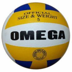 Bóng chuyền omega da cao cấp omg 2000 tặng kim bơm túi lưới, sản phẩm tốt với chất lượng, độ bền cao và được cam kết sản phẩm y như hình