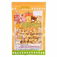 ( DATE T9.2020 ) Bánh Men Bí Đỏ Trứng Iwamoto Nhật Bản
