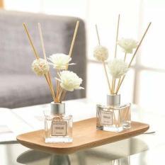Tinh dầu thơm để phòng – Nước hoa tinh dầu thơm để phòng nhiều hương vị/ Hoa tinh dầu tự khuếch tán que mấy, hoa gỗ