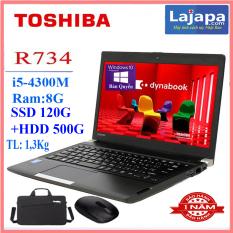[Xả Kho 3 Ngày] {Bảo Hành 1 Năm như máy mới} Toshiba R734 PORTEGE R30-A Laptop Xách Tay Nhật Siêu Bền Laptop Nhat Ban LAJAPA Laptop gia re máy tính xách tay cũ laptop văn phòng cũ laptop core i5 cũ giá rẻ laptop cũ gaming giá tốt nhất