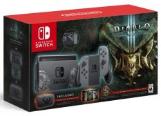 Bộ Máy Chơi Game Nintendo Switch Limited Diablo III Eternal Collection Edition – Hàng nhập khẩu