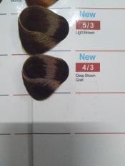 Thuốc nhuộm tóc osakak 100g + kèm oxy