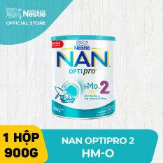 [FREESHIP 30K ĐƠN 399K] Sữa bột Nestle NAN OPTIPRO 2 900g cho trẻ từ 6-12 tháng tuổi giúp trẻ dễ tiêu hóa tăng cường sức đề kháng và tăng cân khỏe mạnh