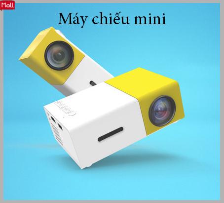 Máy chiếu mini, máy chiếu phim gia đình - Gia dụng Nhà Xinh