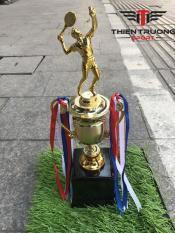Cúp thể thao Tennis, cúp trao giải tennis 104c Thiên Trường