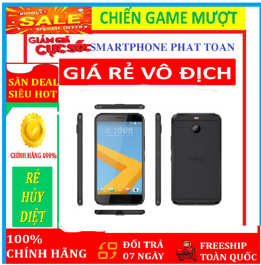 Điện Thoại HTC 10 evo Quốc Tế New 100% nguyên seal máy – Zin từ A–>Z. (Hàng tồn kho )