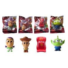 Đồ chơi xốp mềm squishy Disney Pixar 125428