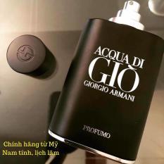 Nước hoa Giorgio Armani Acqua Di Gio Profumo Parfum 75ML